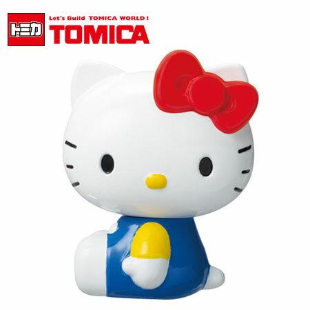 日貨 TOMICA Takaratomy Metacolle Hello Kitty 藍 凱蒂貓 模型 TAKARA TOMY 日本進口【N400005】