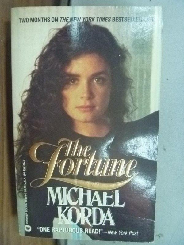 【書寶二手書T2/原文小說_LCF】The Fortune_Michael Korda