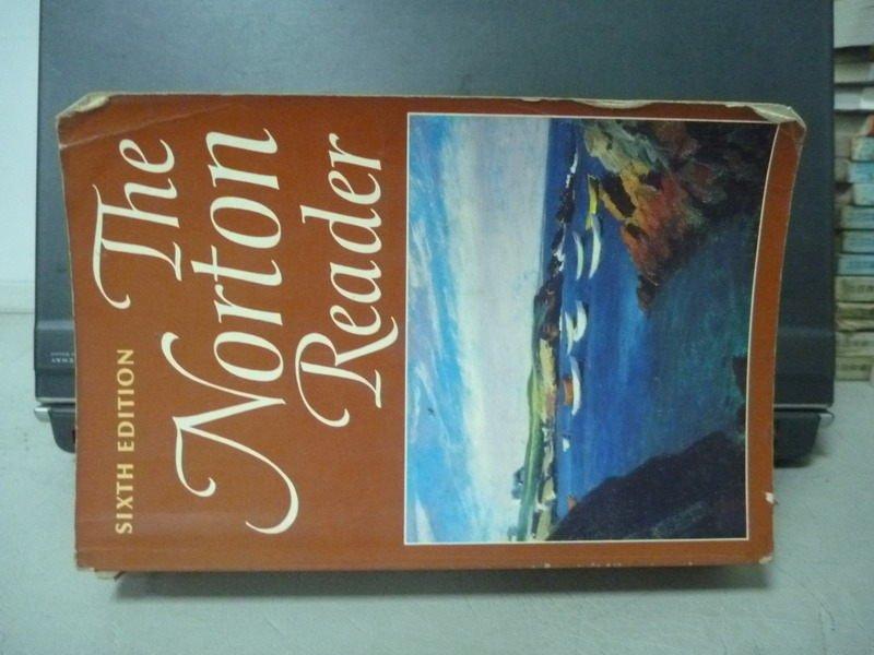 【書寶二手書T3/原文小說_OOF】The Norton Reader_1984