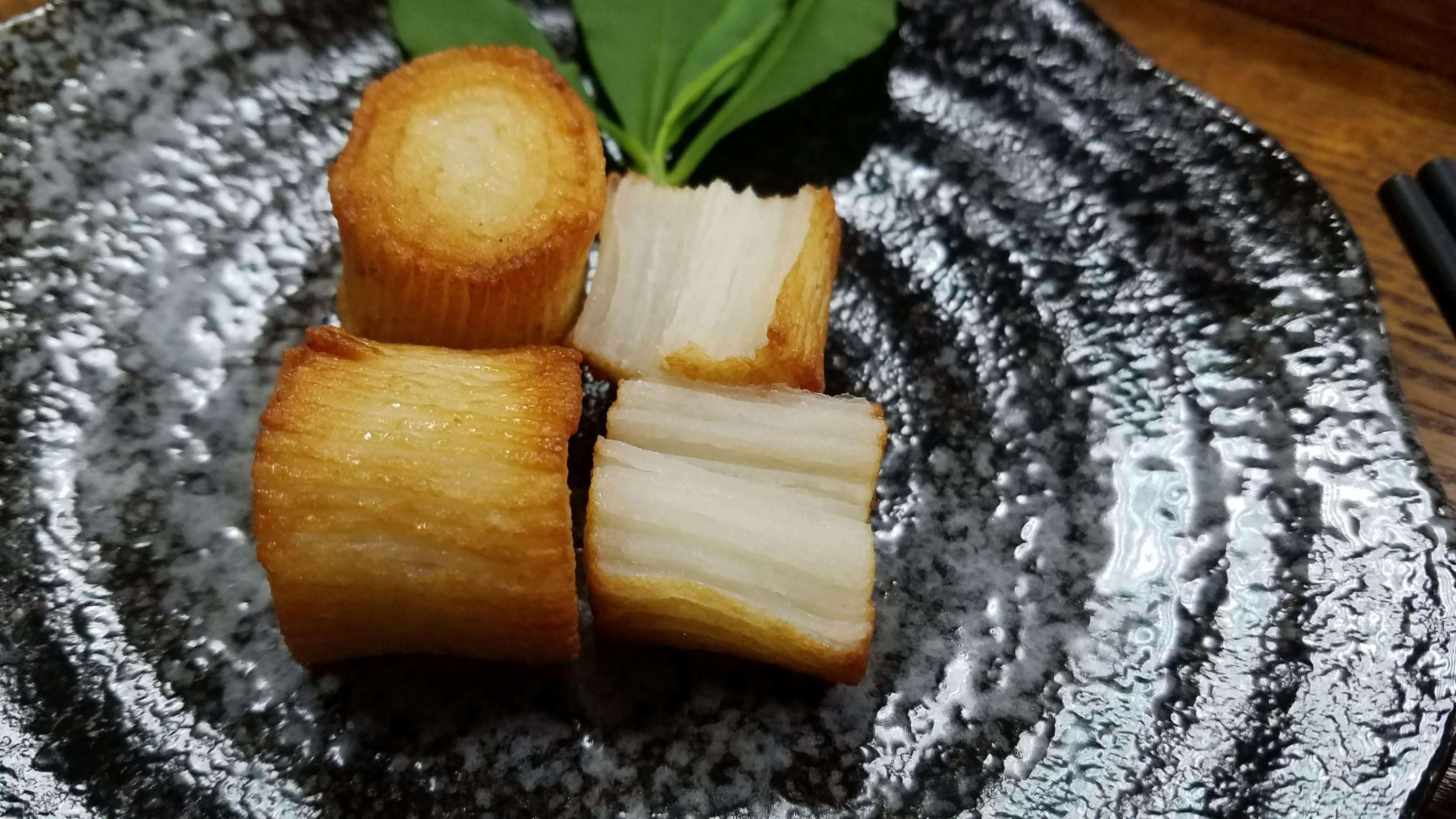 炸干貝風味揚(日本)-【利津食品行】火鍋料 關東煮 干貝 炸物 冷凍食品