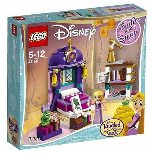 樂高積木LEGO《LT41156》2018年迪士尼公主系列-Rapunzel'sCastleBedroom