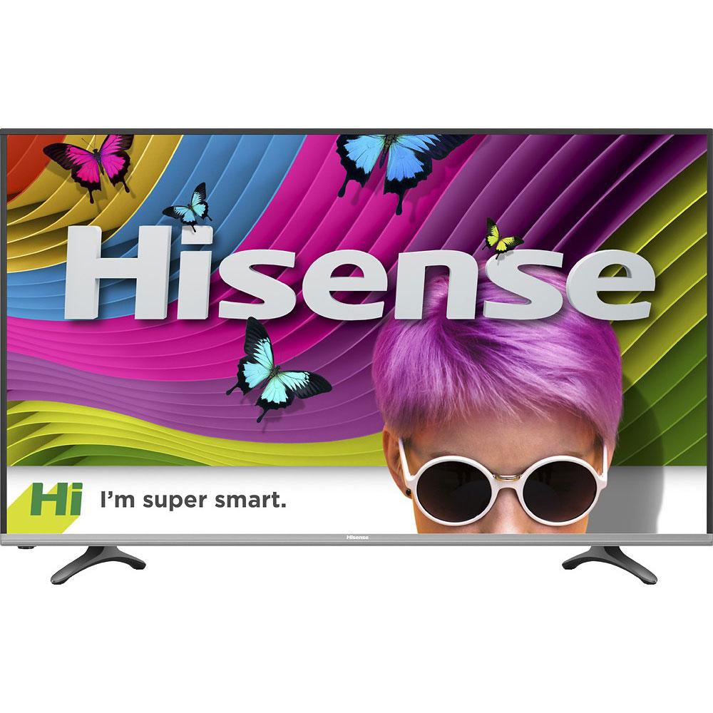 """HISENSE 55H7D 55"""" Smart 4K LED Ultra HDTV 0"""
