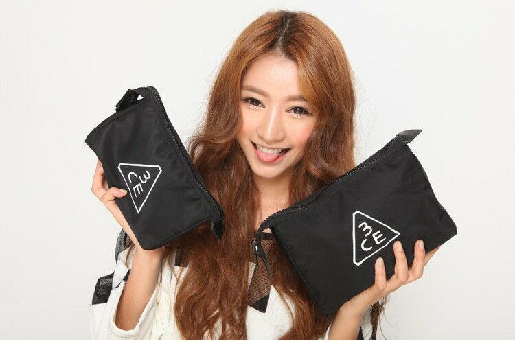 gt 3CE 韓款立體 化妝包 收納包 小收納袋 包中包 雜物收納袋 衛生棉包 3C收納包 小物收納包 便利攜帶 萬用包