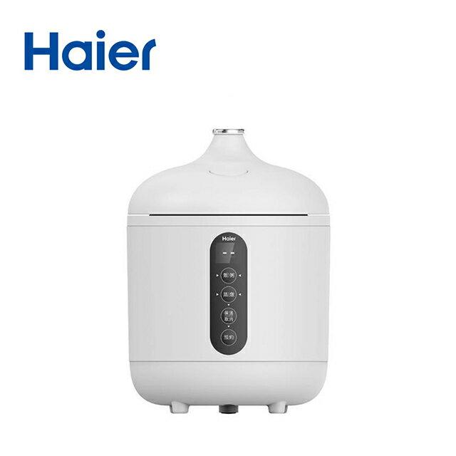 《Haier海爾》迷你電子鍋(白色) HKS-100W