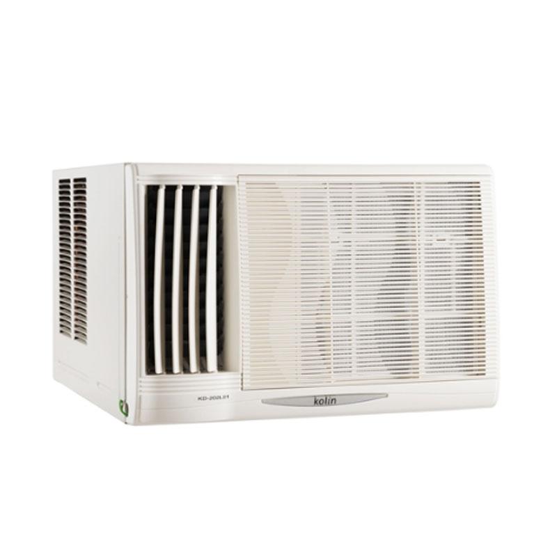 Kolin歌林 5-6坪 窗型冷氣 KD-362R06 / KD-362L06(含基本安裝+舊機回收)不滴水系列 1