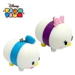 兩款一組【日本進口】唐老鴨 黛西 TSUM TSUM 疊疊樂 吊飾 迪士尼 Disney - 079777