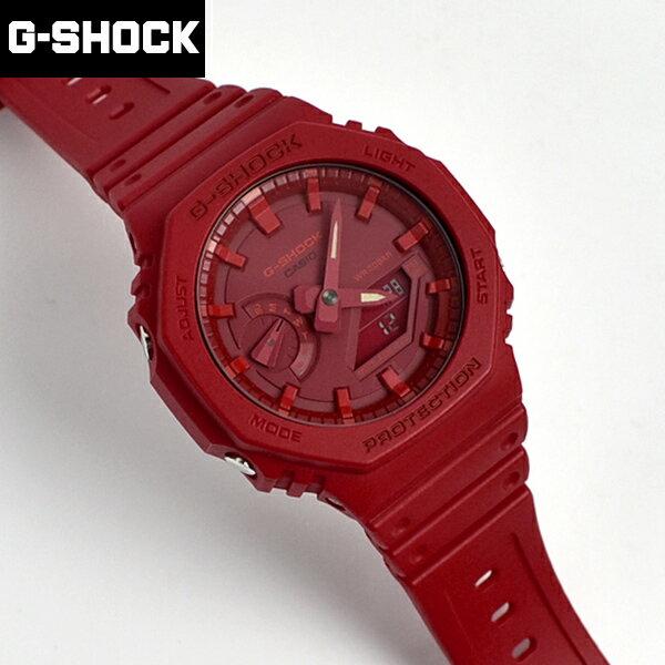 G-SHOCK 農家橡樹ga-2100全紅【NECG29】