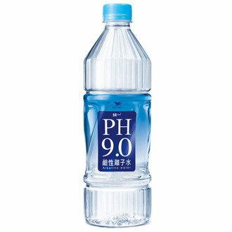 統一 PH9.0 鹼性離子水 800ml