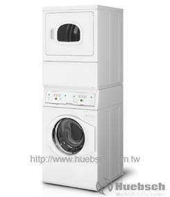 <br/><br/>  Huebsch 優必洗 YTEE5ASP(電力型) 12KG/15KG 上烘乾下洗衣機【零利率】<br/><br/>