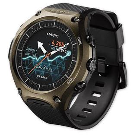 CASIO智慧型手錶WSD-F10GN日本製SmartOutdoorWatch熱賣中!【迪特軍】