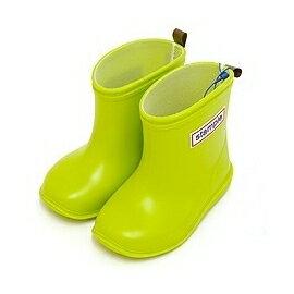 日本【Stample】兒童雨鞋(青蘋綠)