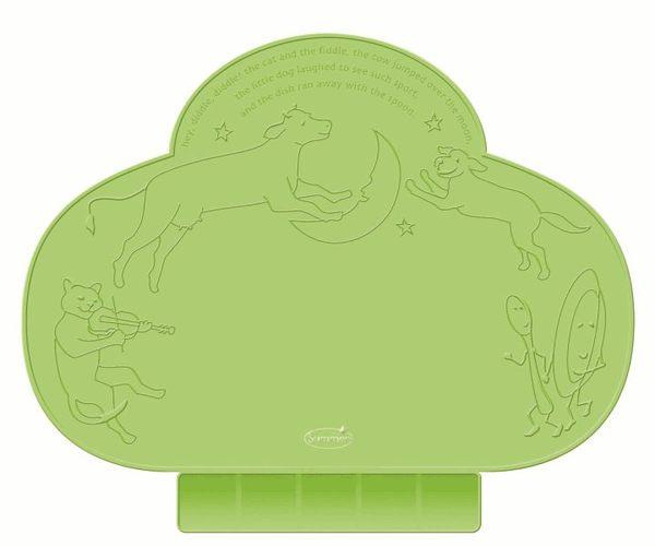 美國Summer Infant 第一代可攜式防水餐墊 Tiny Diner (綠色)