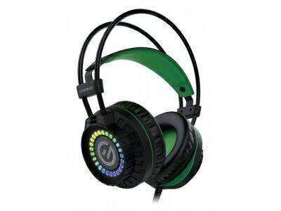 ELEMENT【G350】7.1聲道RGB電競耳麥遊戲耳機遊戲耳麥電腦耳機耳機麥克風【迪特軍】