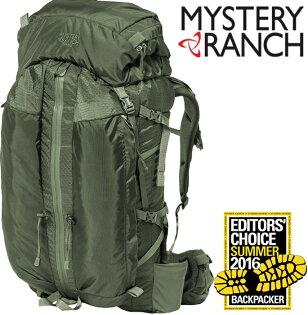 MysteryRanch神秘農場軍規背包後背包登山背包EXSphinx61050男款65L軍綠Fatigue