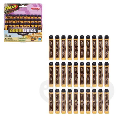 ~Playwoods~^~NERF樂活打擊^~2169救世系列:30發子彈補充包^(30入