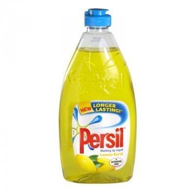 英國 Persil 洗碗精 500ml 四種香味綠