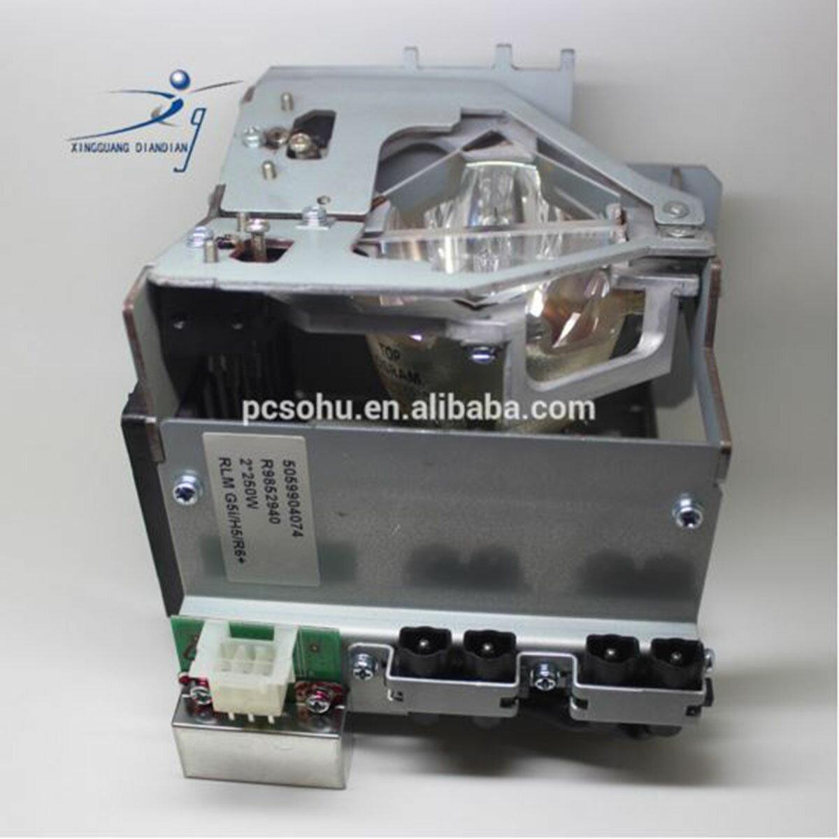 Lutema Platinum for Barco RLM G5 Projector Lamp Original Philips Bulb