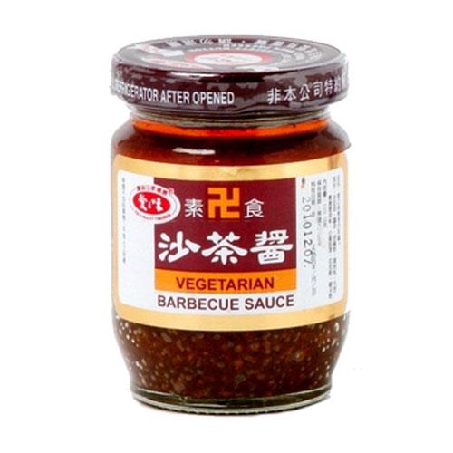 愛之味 素食沙茶醬 120g