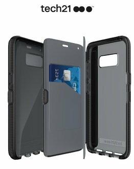 Tech 21 Samsung S6 保護皮套 英國超衝擊 Evo Wallet 手機套