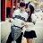 ◆快速出貨◆長袖T恤.情侶裝.班服.MIT台灣製.獨家配對情侶裝.客製化.純棉長T.05星星【YL0415】可單買.艾咪E舖 1