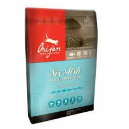 Orijen 渴望 貓 六種魚 2.27KG/2.2公斤