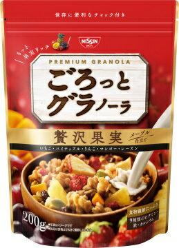 日清Cisco 綜合果實早餐麥片200g/水果麥片/4901620160012
