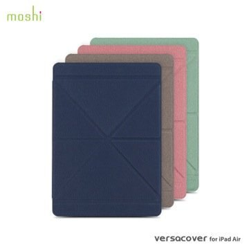 moshi VersaCover APPLE iPad Air 1 多角度 皮套 保護套 透明 背蓋