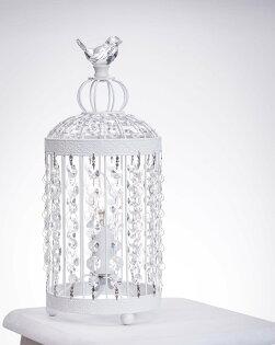 經典鳥籠桌燈-BNL00025