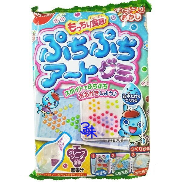 (日本)MEIGUM明治 手工diy糖果- 水點公仔汽水糖 (DIY 自己動手做糖果 ) 1包16 公克 特價 76 元【4902744032711】