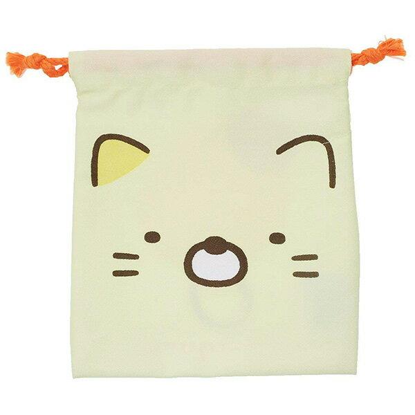 【角落生物束口袋】角落生物 貓咪款 束口袋 收納袋  該該貝比  ☆