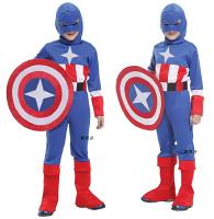 美國隊長 玩具與電玩推薦到東區派對-  , 萬聖節服裝,萬聖節裝扮,英雄服裝,兒童變裝服-美國隊長服裝/美國小戰士就在東區派對推薦美國隊長 玩具與電玩