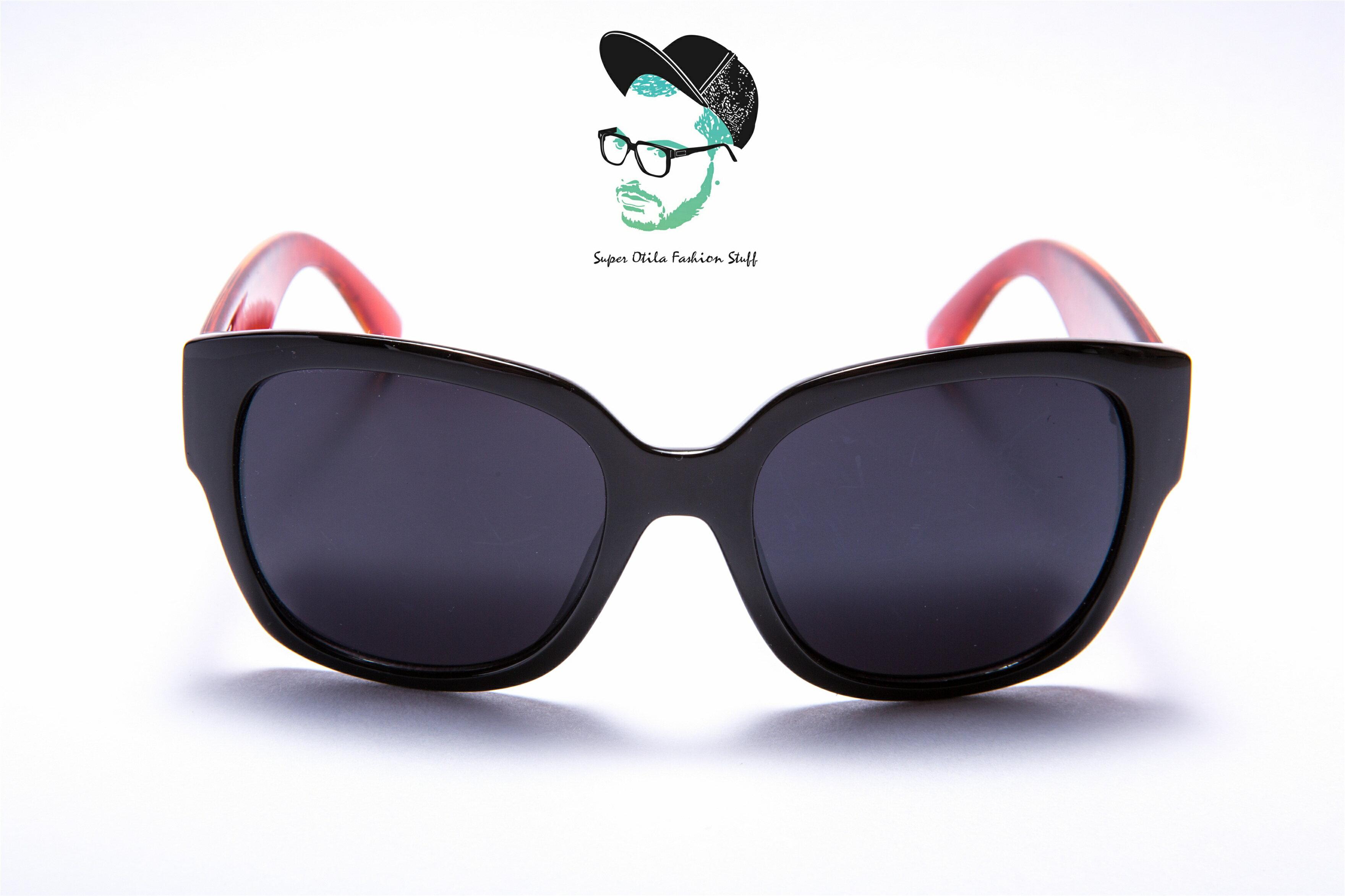 glasses for lovers 太陽眼鏡 墨鏡 眼鏡  韓國  【2051】超強撞色墨鏡