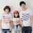 T恤 情侶裝 客製化 MIT台灣製純棉短T 班服◆快速出貨◆獨家配對情侶裝.星星的歸宿【Y0250】可單買.艾咪E舖 0