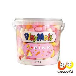 Playmais 玩玉米創意黏土粉彩隨身桶