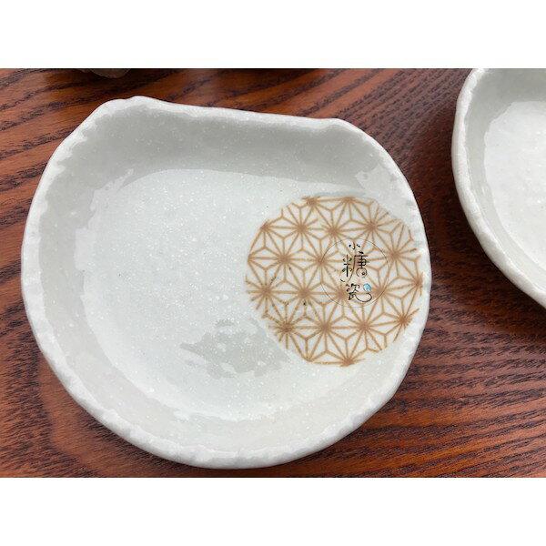 小糖瓷⎥日本製 日式半月小味碟 / 漬物小碟(兩色) 1