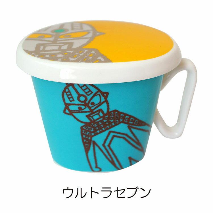 超人力霸王7號 含蓋 馬克杯 磁器 日本帶回正版品 250ml