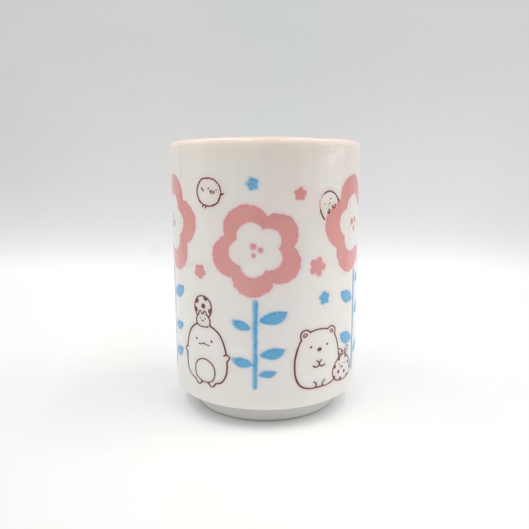 【積文館】茶杯 日本進口 角落小生物 角落公仔(6.5*9.5cm) 1