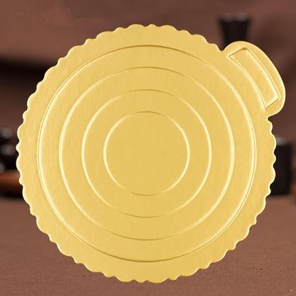 【八八八】e網購~【蛋糕金卡紙6吋 CA178 】NO135烘焙用品蛋糕托盤 蛋糕紙