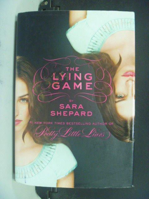 【書寶二手書T2/原文小說_GJR】The Lying Game_Shepard, Sara