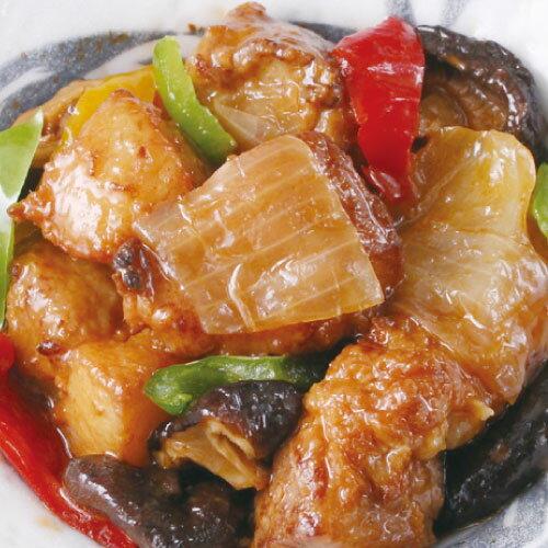 茶美豬日式糖醋豬肉 1