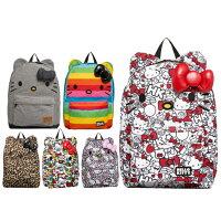 凱蒂貓週邊商品推薦到Hello Kitty 後背包 艾薇兒聯名款