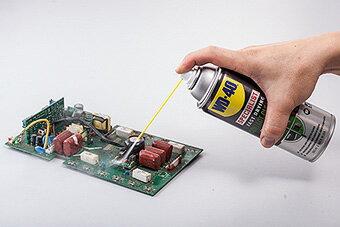 WD40 快乾型電子清潔劑 360ml 精密電器 電子接點 絕緣 快速清潔 滲透 電路板 電信設備 油老爺快速出貨