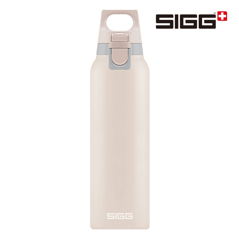 SIGG H&C One 不銹鋼保溫瓶 0.5L 霧粉 水壺 保溫瓶 0
