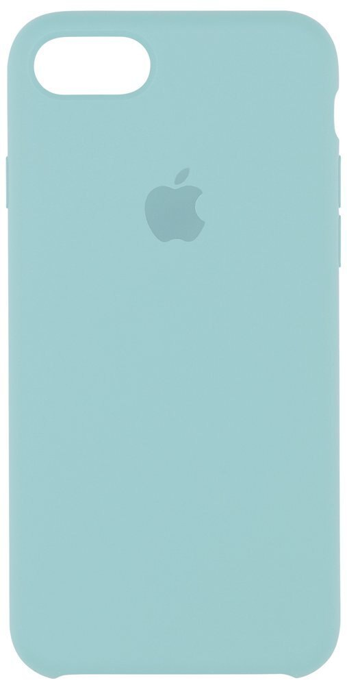 Apple Silicone Case for iPhone 7 - Sea Blue MMX02ZM/A 0