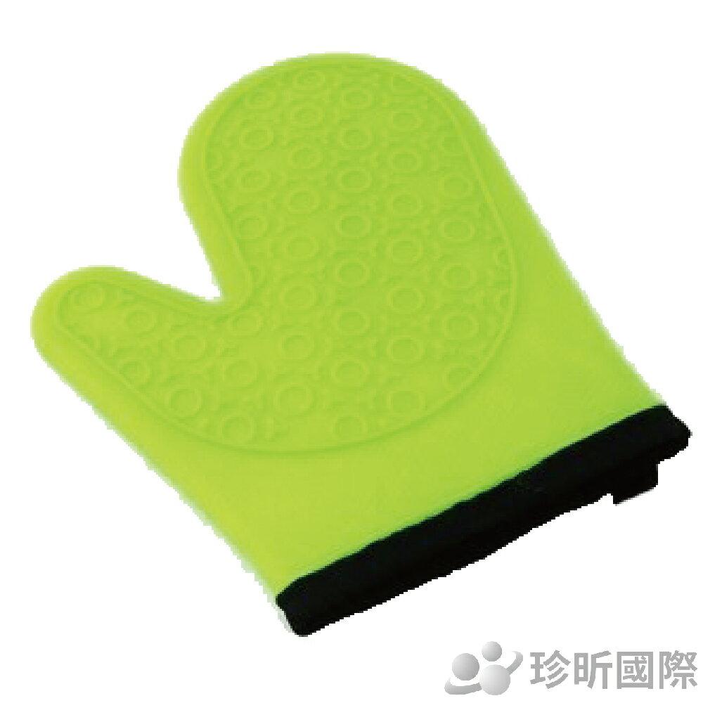 【珍昕】 家庭元素 矽膠隔熱手套 (22x17cm) 單支入