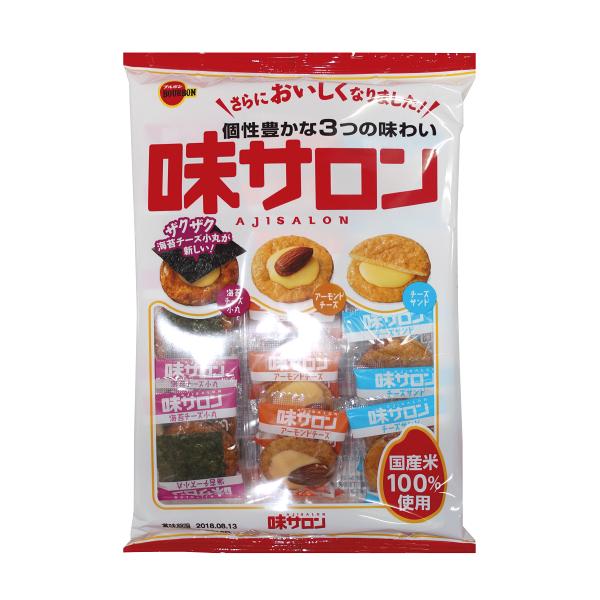 北日本味沙龍米果