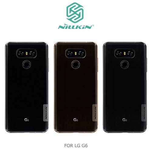 LG G6 耐爾金 NILLKIN 本色系列 TPU軟套 果凍套 透色套 保護殼 手機套 清水套 手機殼 軟殼