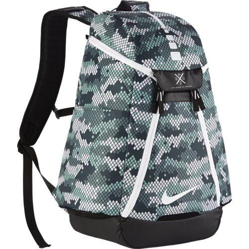 Nike HOOPS ELITE MAX AIR TEAM 後背包 雙肩 大容量 休閒 迷彩綠【運動世界】BA5260-392