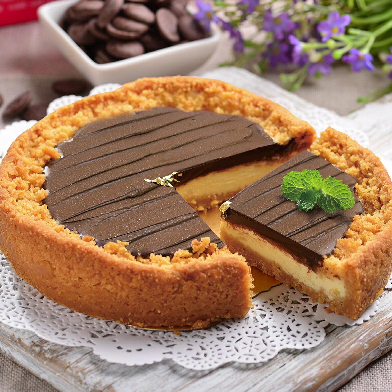 艾波索【比利時巧克力乳酪6吋】自由時報蛋糕評比冠軍