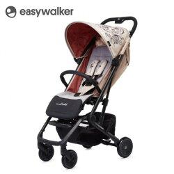【加贈杯架】荷蘭 Easywalker (迪士尼聯名款) MINI BUGGY XS 嬰兒手推車/傘車/三折口袋車 米妮